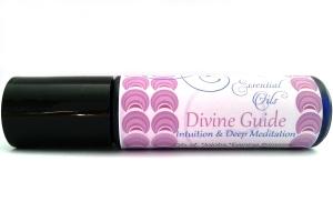 Aroma Roll Divine Guide White