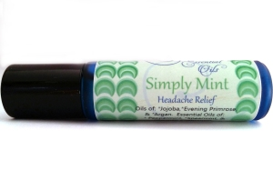 Aroma Roll Simply Mint White
